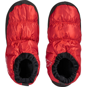 Nordisk Chaussures duvet, ribbon red